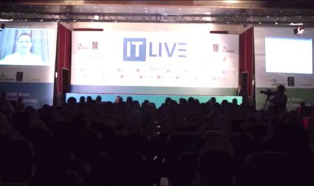 Dr. Al-Hamami a Speaker in IT Live Forum 2017