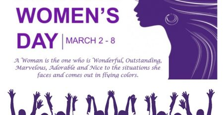 Intrnational Women Day