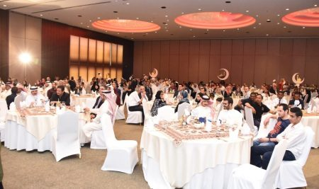 ASU hosted its annual staff Ghabgah