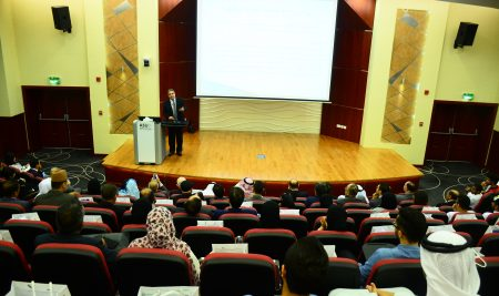Induction Day for New Students