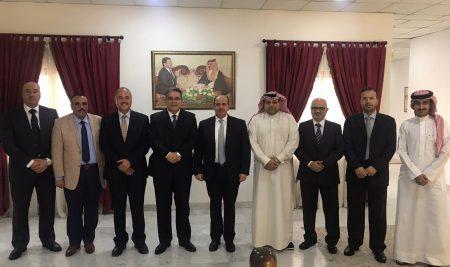 الجامعة تنال الاعتراف الرسمي في الأردن