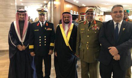 "University Participation in ""Nasser bin Hamad Military Innovation Award"""