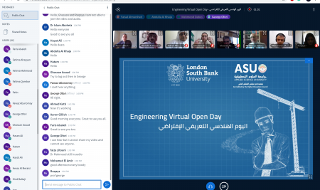 Engineering Virtual Open day